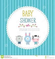 Templates Of Invitation Cards Design Baby Shower Invitation Card