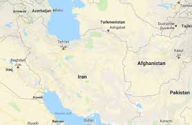 Tehran Map Plane Crashes In Iran With All 66 People On Board Feared Dead