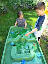 Toddler Sensory Table by Swamp Sensory Tub No Time For Flash Cards