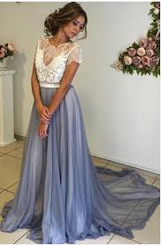 trendy prom dresses scoop prom dress floor length prom dress