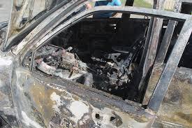 car burns at mother u0027s day celebration fiddlehead focus
