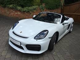 porsche boxster 2016 price used 2016 porsche boxster 981 12 16 spyder for sale in