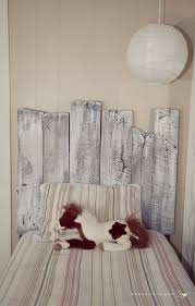 Rustic Shabby Chic Home Decor Headboard Shabby Chic Chintzy Prim Rustic White Washed