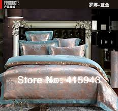 bedding sets full size picture more detailed picture about gold