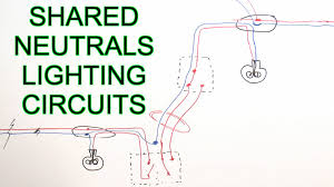 borrowed neutrals u0026 old lighting circuits youtube