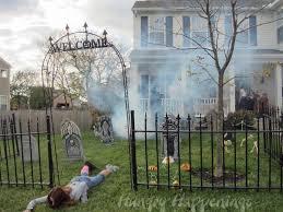 Best Diy Outdoor Halloween Decorations by Diy Outdoor Halloween Props Cheap Outdoor Halloween Decorations