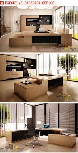 Female Executive Office Furniture New Design Mdf Luxury Wood Table Modular Office Furniture Modern