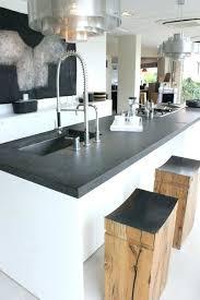 cuisine blanc laqué plan travail bois plan de travail laqu cuisine complete m laquee blanc avec plan