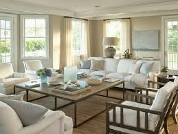 CHIC COASTAL LIVING Hamptons Style Design Beach Houses - Family room styles