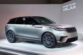 2018 range rover velar revealed pricing starts at 50 895 the