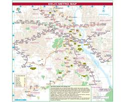 Nd Road Map Maps Of Delhi Detailed Map Of Delhi In English Tourist Map