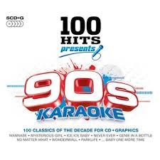 100 hits presents 90s karaoke demon music group
