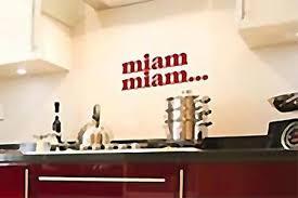miam miam cuisine sticker mural pour cuisine miam miam bordeaux stickers muraux