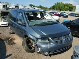 dodge cer vans for sale certificate of salvage 2007 dodge caravan extended 3 8l 6 for sale