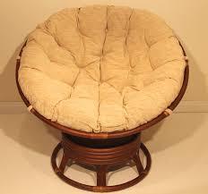 furniture wonderful rattan swivel rocker for classy style chair