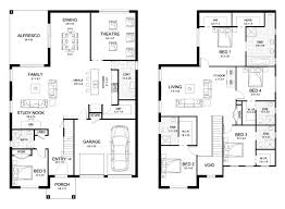 floor plans sydney new home builders dynasty 42 double storey home designs