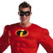 mens u0027 incredible deluxe muscle costume walmart