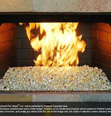 Glass Rocks For Fire Pit by Gold Reflective Nugget Diamond Fire Pit Glass U2013 Fire Pit Glass