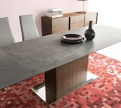 Dining Table Pics Park Ceramic Modern Extendable Dining Table