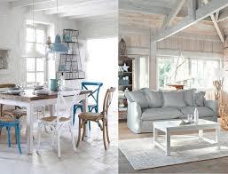 deco table marin design d u0027intérieur de maison moderne deco appartement a la mer
