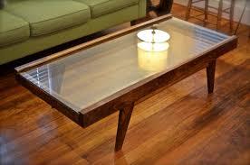 glass top display coffee table ryan display coffee table finewoodworking
