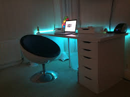 Bedroom Office My Epic Office Desk Setup Tour Of 2017 Bedroom U0026 Office Youtube