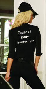 Secret Service Halloween Costume