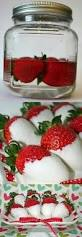 Snowberries White Chocolate Dipped Strawberries Yummy Chocolate Covered Strawberries Cool Food Ideas For