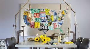 Interior Designer License by 1 Usa License Plate Maps U2013 Aaron Foster Designs