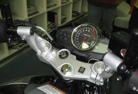 info manual baby b king 250cc in a glance