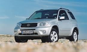 toyota rav4 2004 toyota rav4 estate 2000 2005 running costs parkers