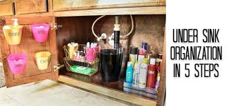 bathroom sink storage ideas bathroom organization the sink tips side 1 polished habitat