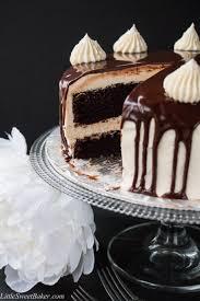 chocolate shadow cake sweet baker