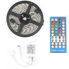 5050 smd 300 led strip light rgb 5m waterproof rgbw rgbww led strip light dc12v 5050 smd 300 led