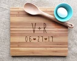 personalized kitchen items engraved gifts etsy