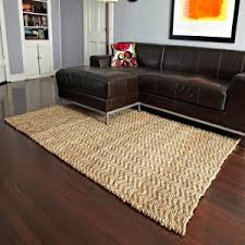 Herringbone Jute Rug Decorating Various Kind Jute Rug With Natural Color For Home