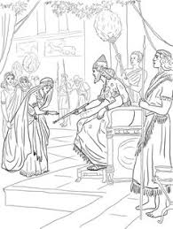 samuel coloring pages from the bible bible david as king coloring pages bible class ideas pinterest