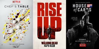 tell us your favorite tv show and we u0027ll tell you what to read next