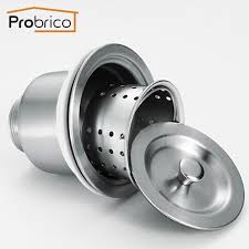 Aliexpresscom  Buy Probrico Fit  Kitchen Sink Drainer - Kitchen sink waste strainer