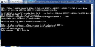 diskpart format abort bitlocker repair tool recover drive in windows 7 and 8 tutorial