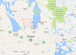 Armstrong Map Eight Manitoba Horses Diagnosed With Eia Business Solutions For