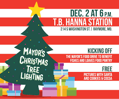mayor u0027s christmas tree lighting events u0026 meetings city of