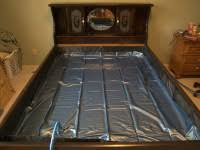 there was a time when water beds were considered and we u0027re