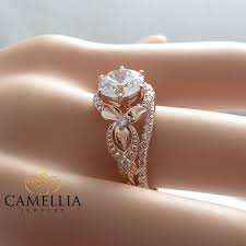 promise engagement and wedding ring set wedding rings amazing engagement rings amazing engagement
