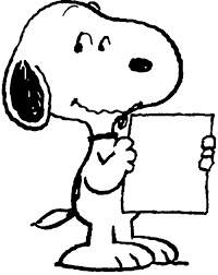snoopy clipart clipartion
