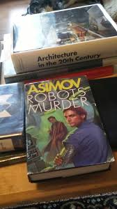 gently mad robots and murder by isaac asimov