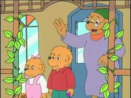 the berenstain bears go to school week at s