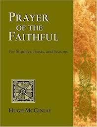 prayers of the faithful cycles a b and c liturgical press henry
