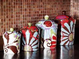 ceramic kitchen canister sets kitchen u0026 bath ideas kitchen