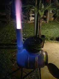 44 Gallon Drum Fire Pit Designs
